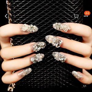 Plastic nail